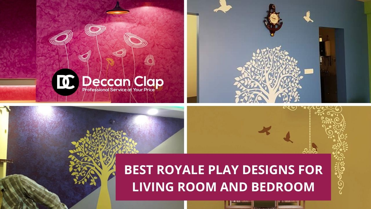 Best royale play designs for living room and bedroom.