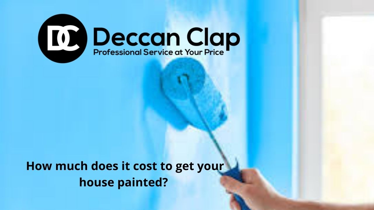 How much does it cost to get your house painted