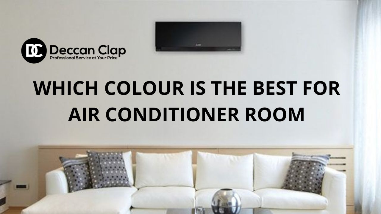 Which colour is the Best for Air conditioner Room
