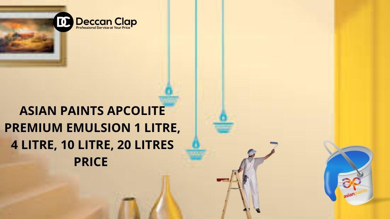 Asian Paints Apcolite Premium Emulsion Ltr Price