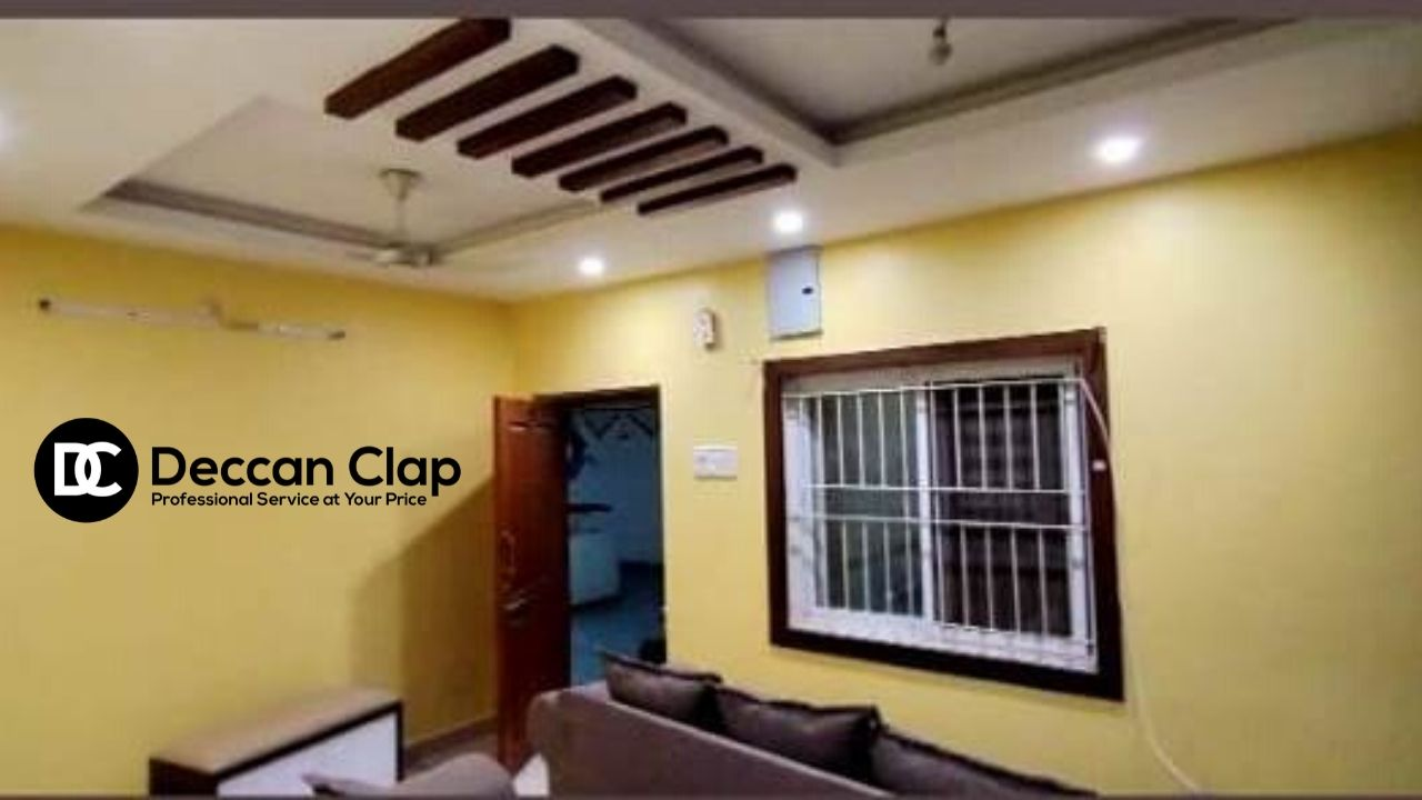 3 BHK interior painting at best price in Miyapur