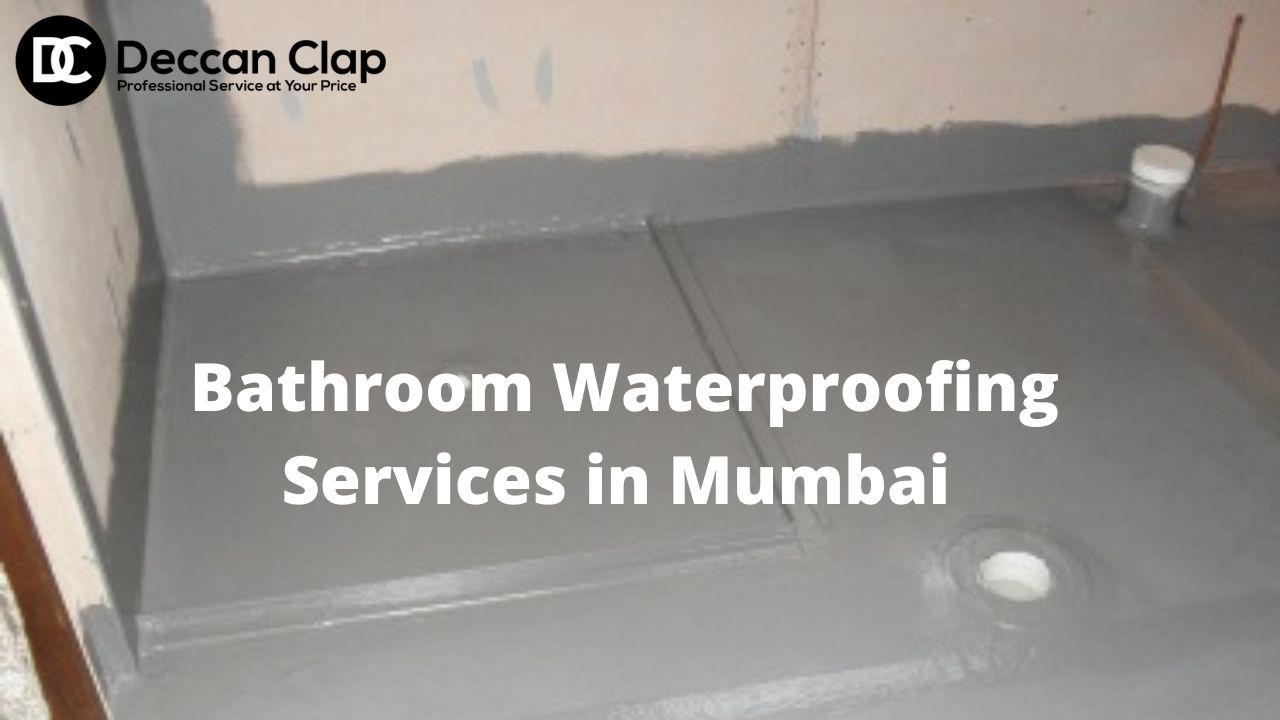 Bathroom waterproofing Services in Mumbai