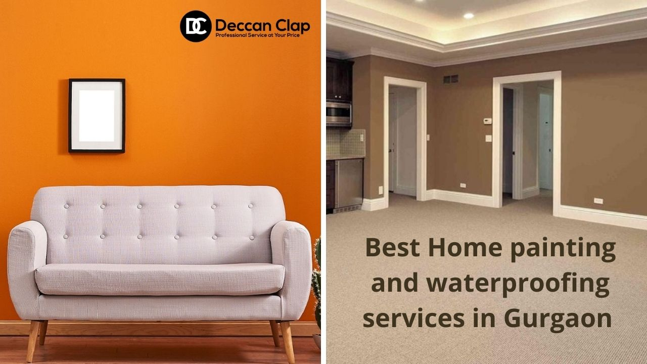 Best Home painting and waterproofing services in Gurgaon