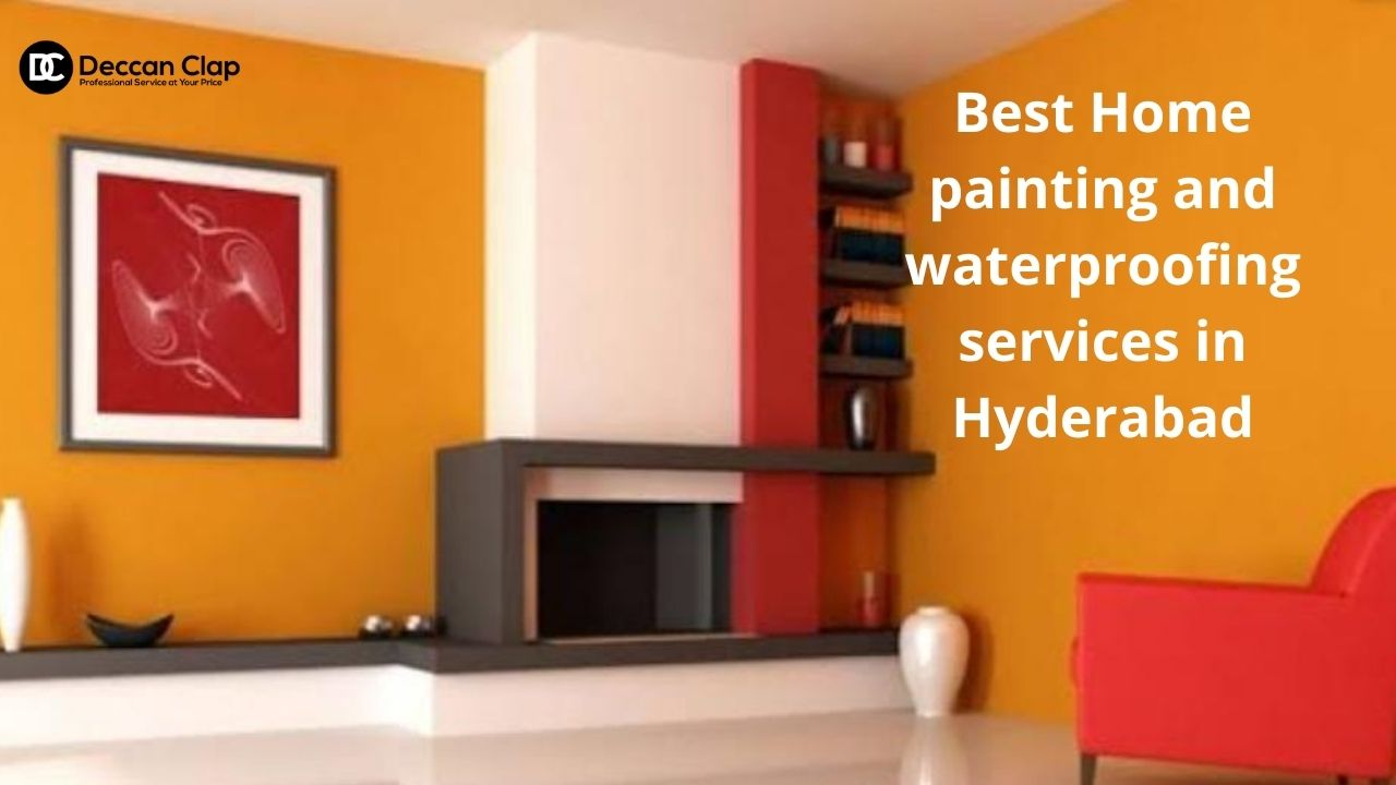 Best Home painting and waterproofing services in Hyderabad