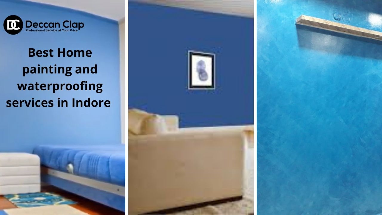 Best Home painting and waterproofing services in Indore