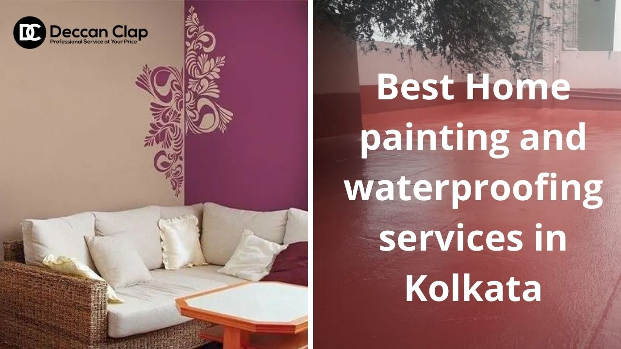 Best Home painting and waterproofing services in Kolkata