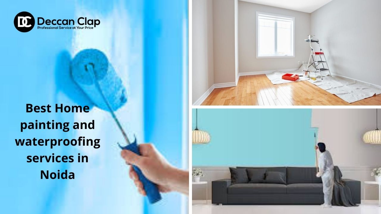 Best Home painting and waterproofing services in Noida