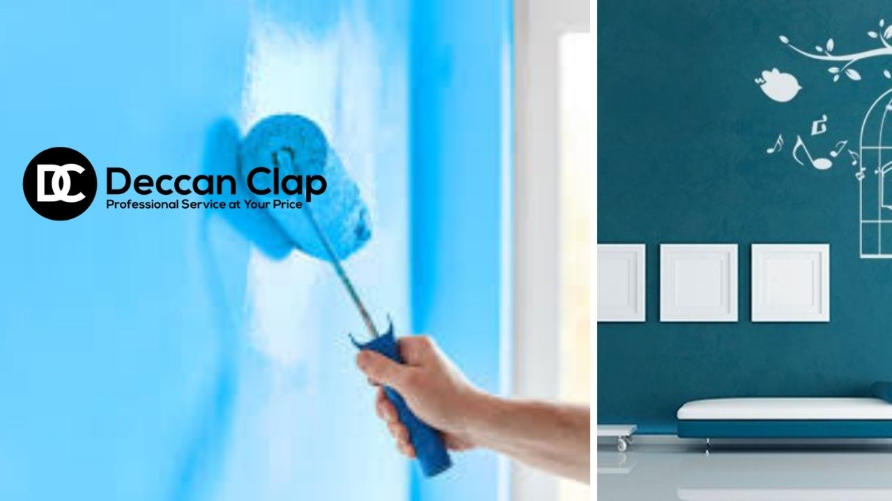 Best Home painting and Waterproofing solutions in AC Guards