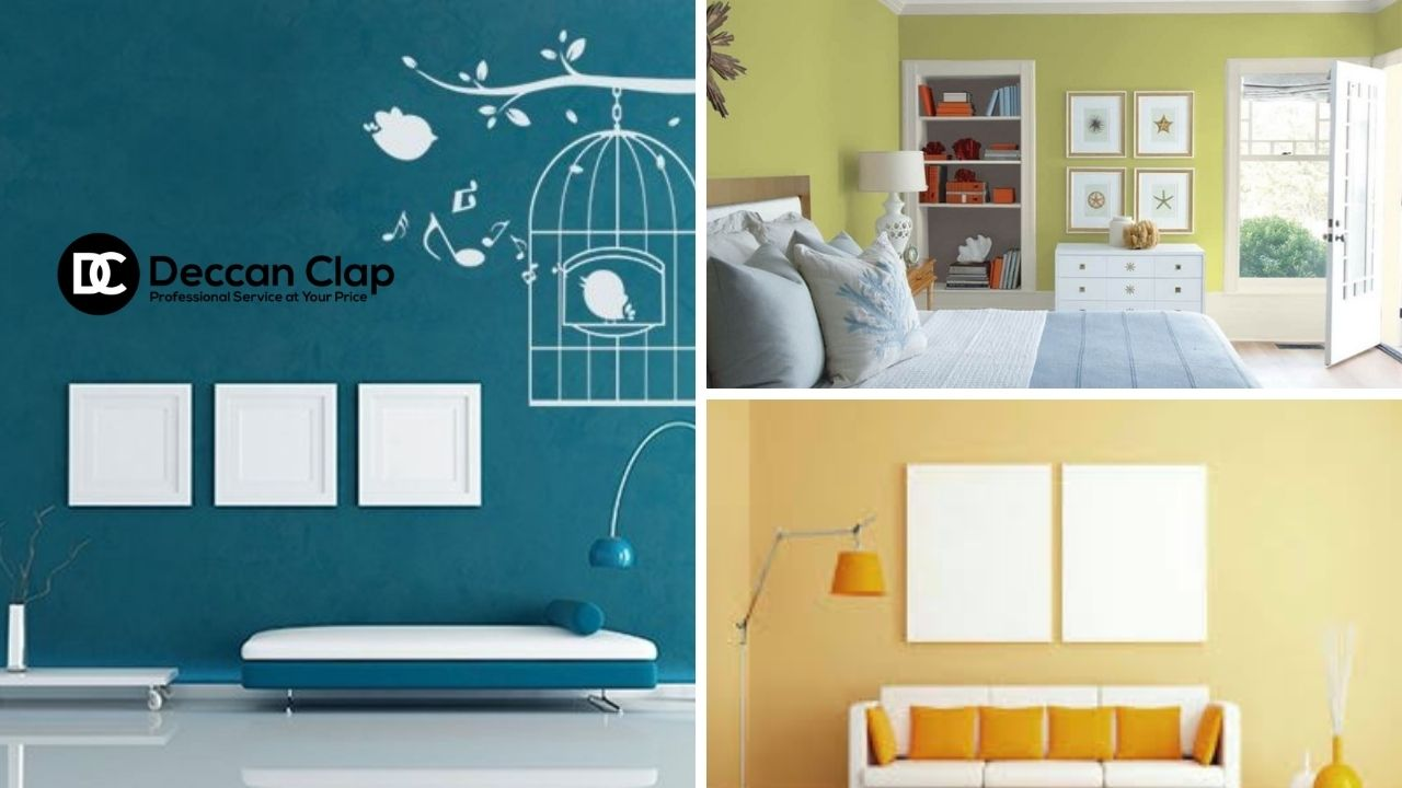 Best Home painting and Waterproofing solutions in Amberpet