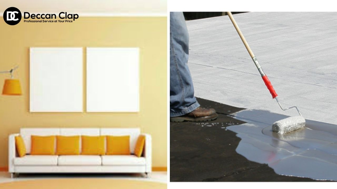 Best Home painting and waterproofing solutions in Bangalore