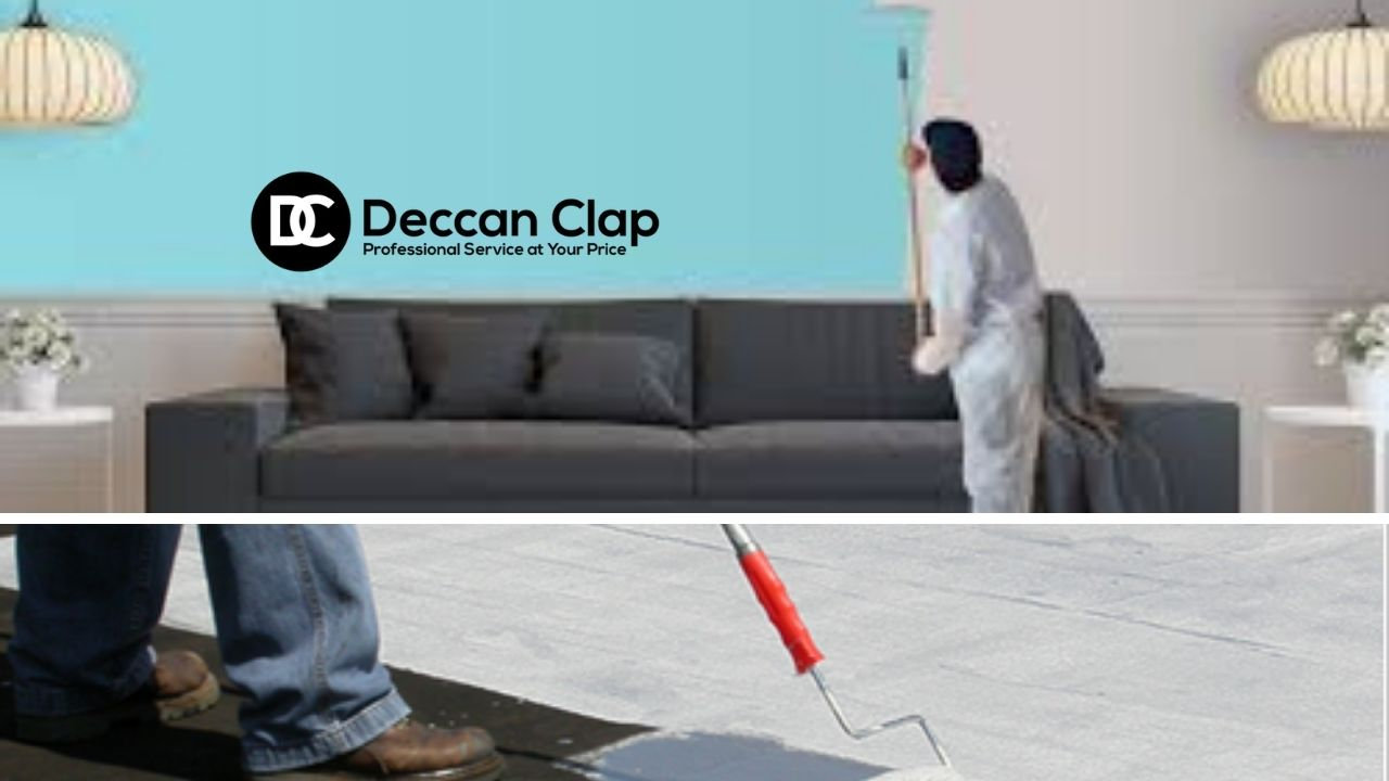 Best Home painting and Waterproofing solutions in Bowrampet