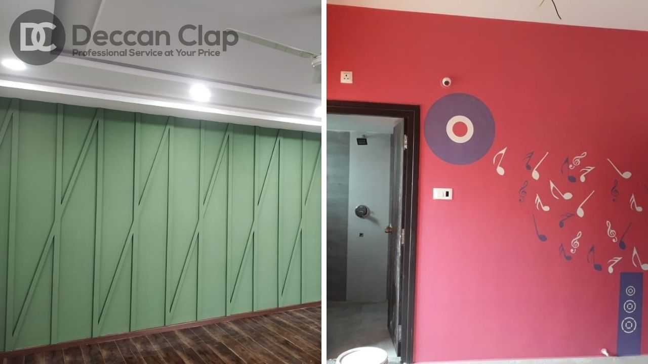 Best Home painting and waterproofing solutions in Chitrapuri colony