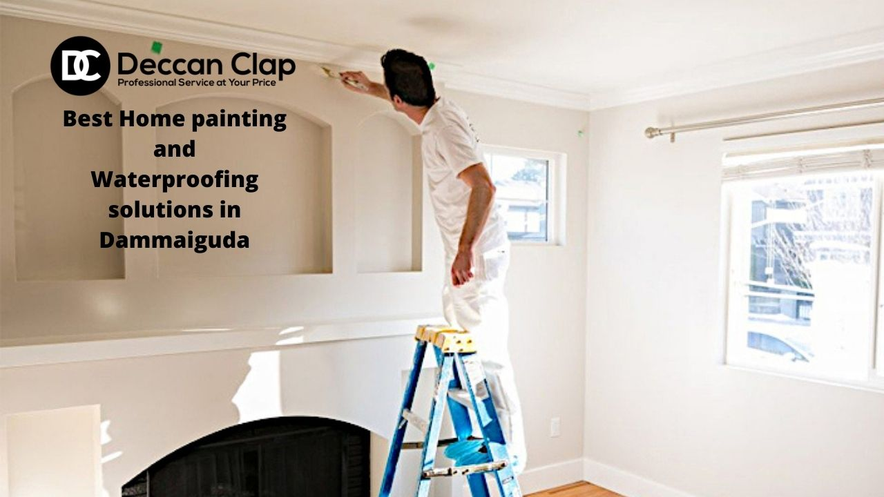 Best Home painting and Waterproofing solutions in Dammaiguda