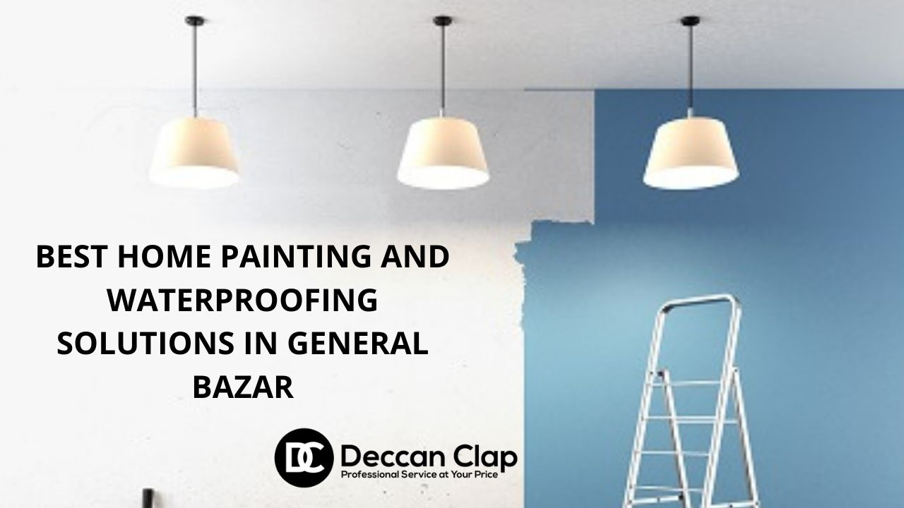 Best Home painting and Waterproofing solutions in General bazar