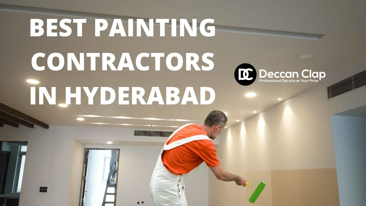 Best painting contractors in Hyderabad