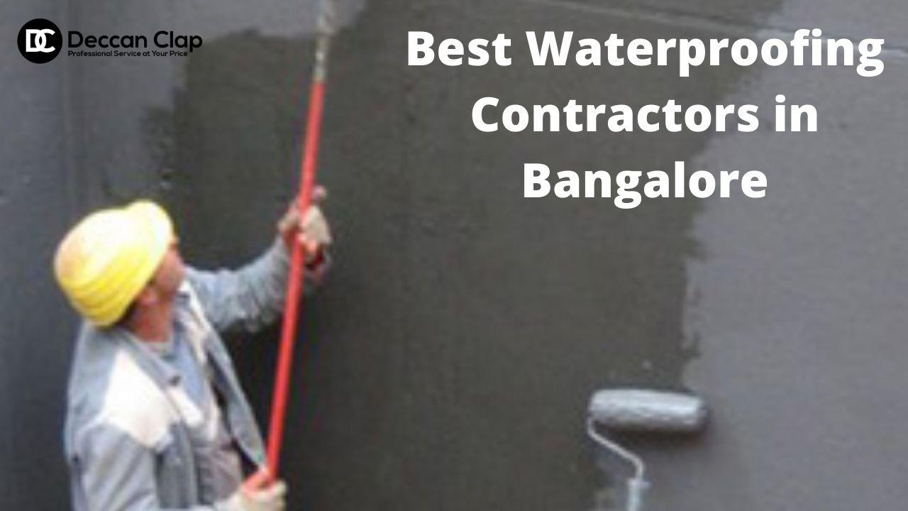 Best Waterproofing Contractors in Bangalore