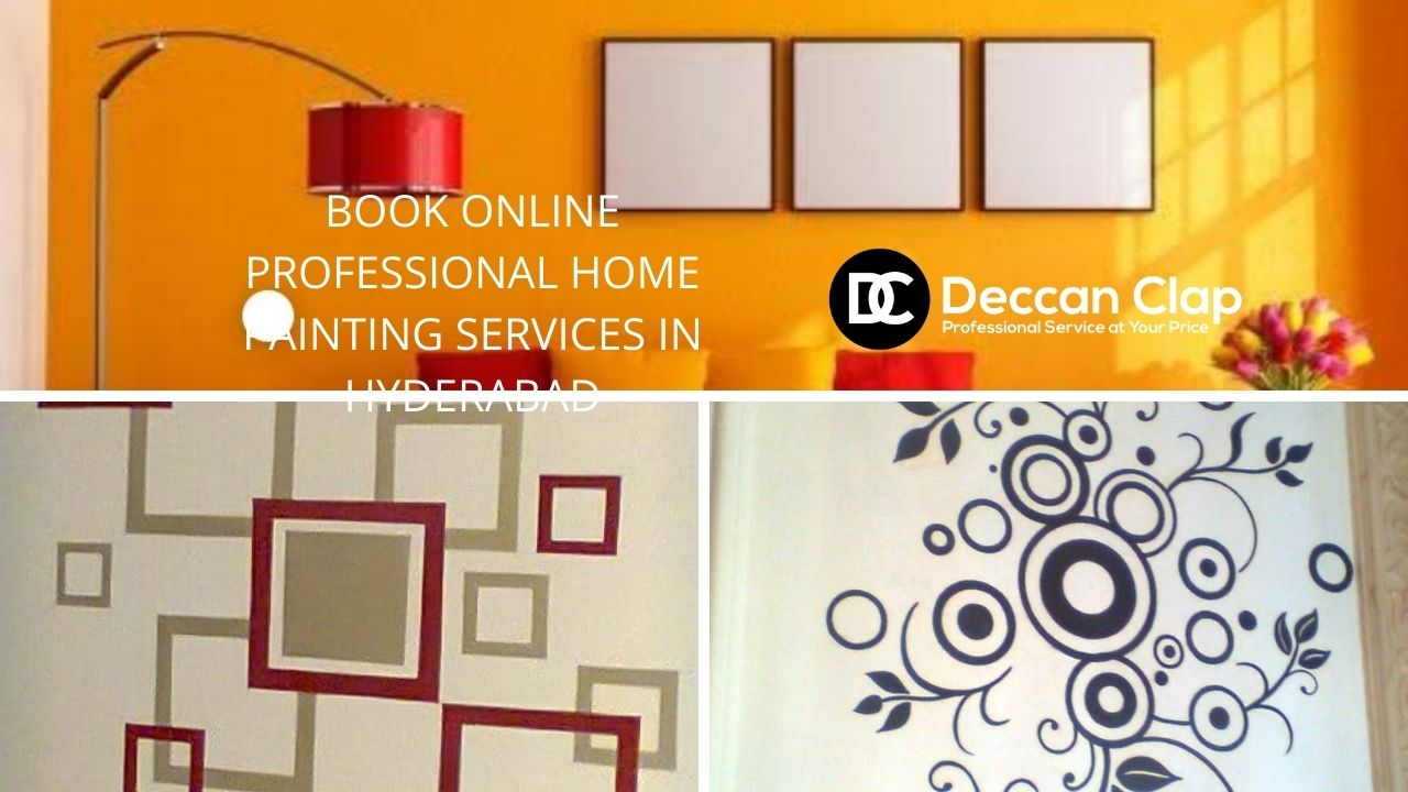 Book online Painting Services in Hyderabad