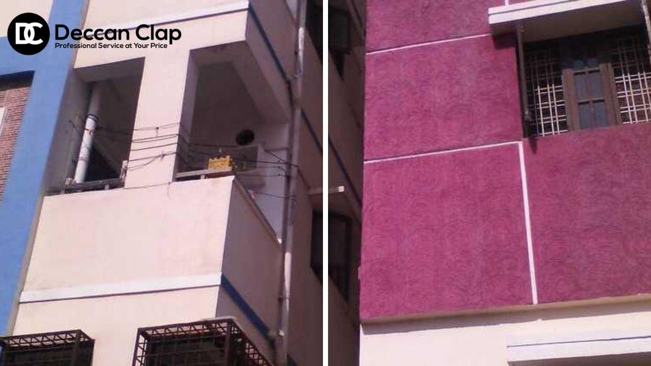 Building Painting Contractors in Hyderabad