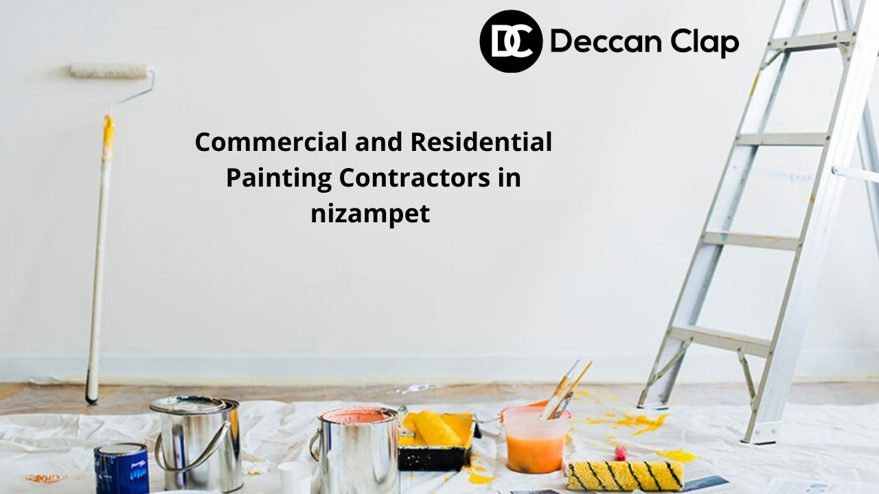 Commercial and Residential Painting Contractors in nizampet