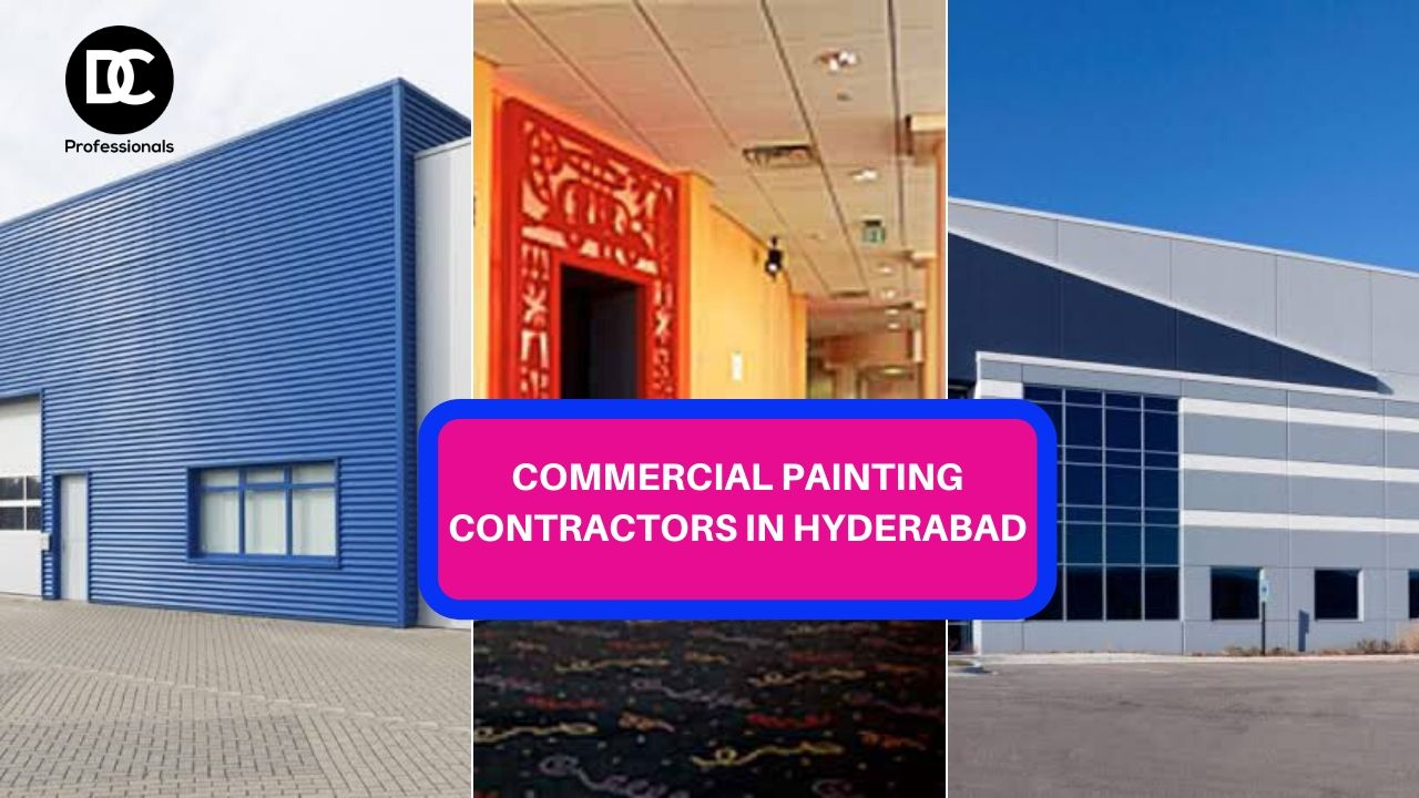 commercial painting contractors in hyderabad