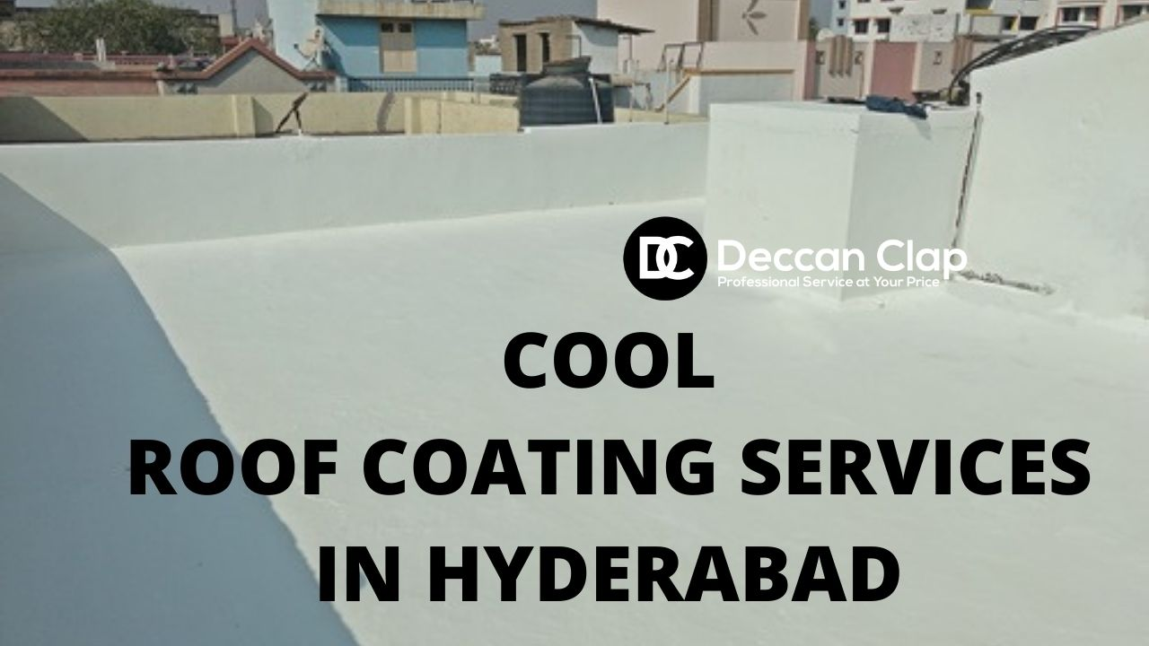 cool roof coating services in Hyderabad