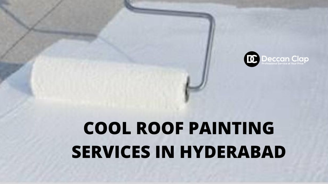 Cool roof painting services in Hyderabad