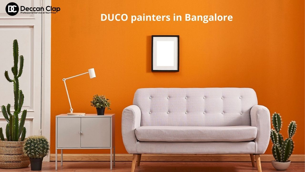 DUCO painters in Bangalore