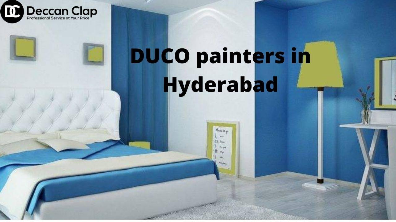 DUCO painters in Hyderabad