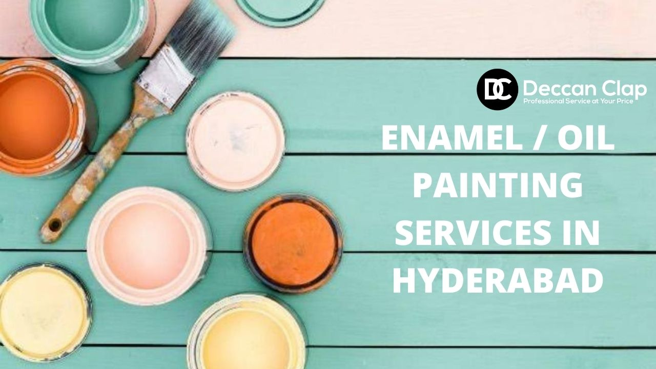 Enamel painting services in Hyderabad