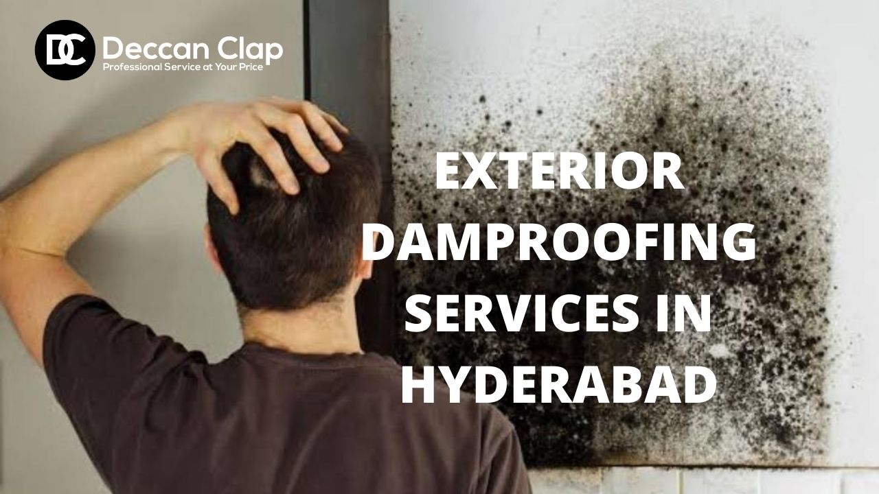 Exterior Damp Proofing services in Hyderabad