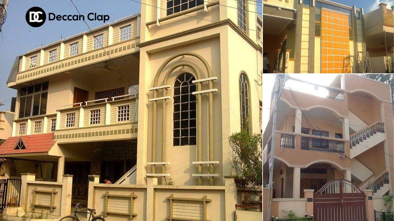 exterior painters and painting contractors in nallagandla
