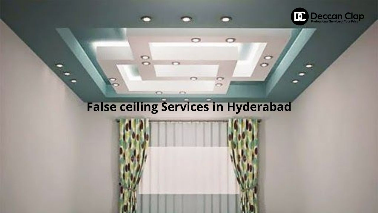False ceiling Services in Hyderabad