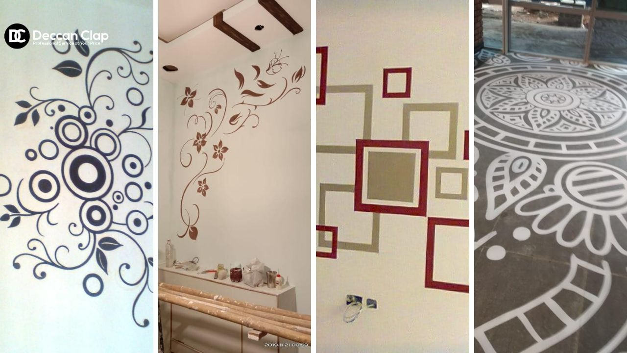 Free hand art painting services in Hyderabad