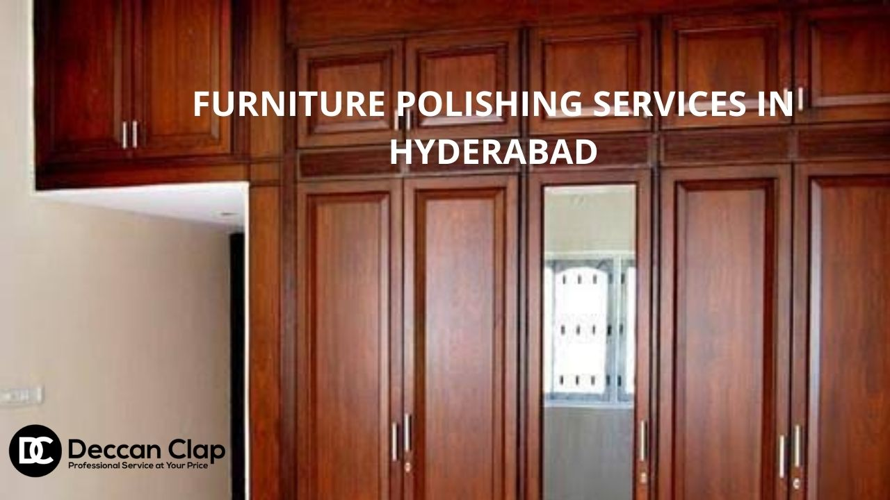 Furniture Polishing services in Hyderabad