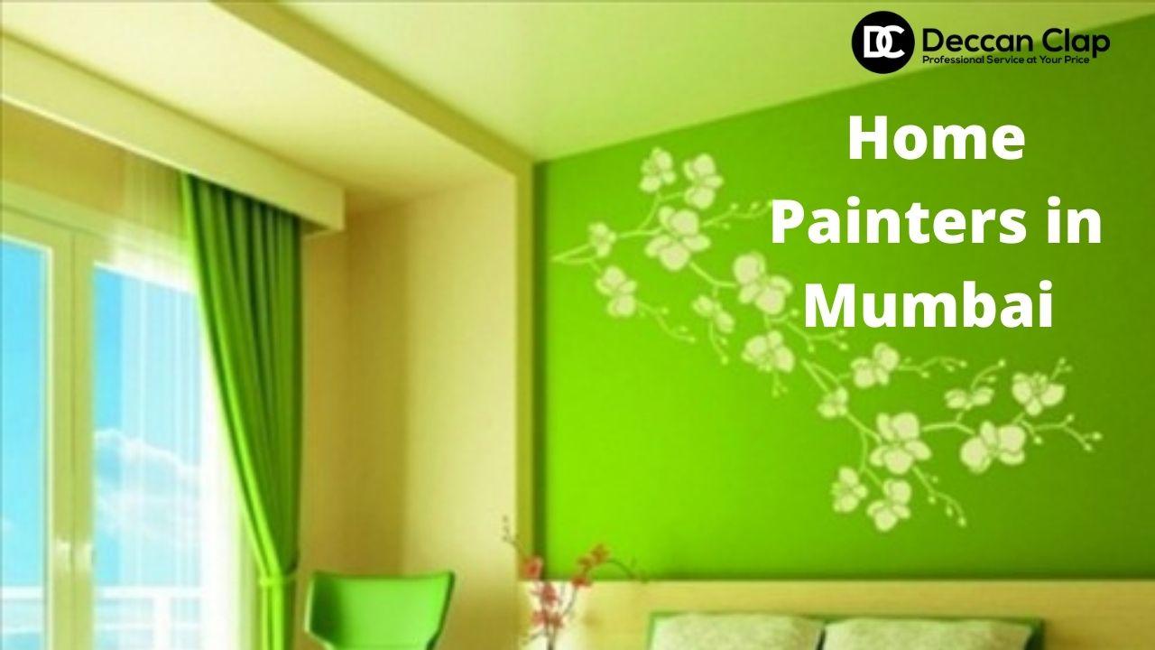 Home Painters in Mumbai