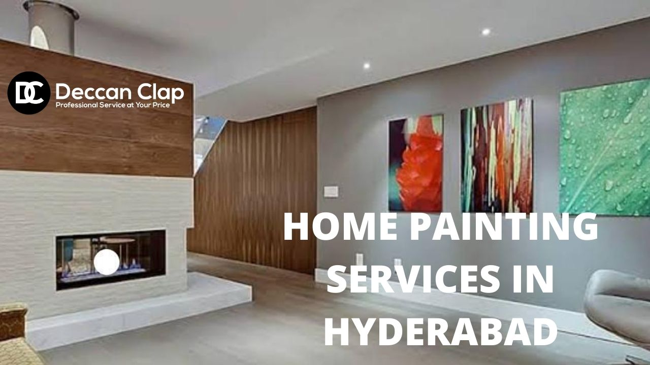 home painting services in Hyderabad