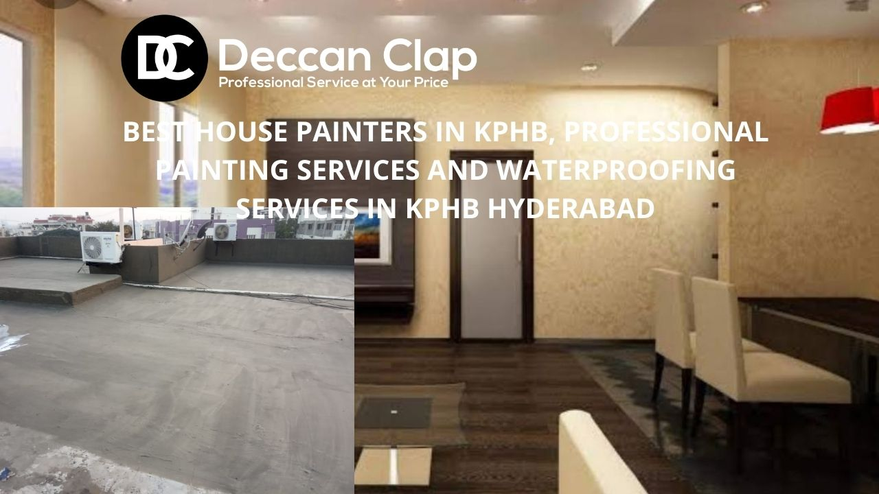 House painters and Waterproofing services KPHB