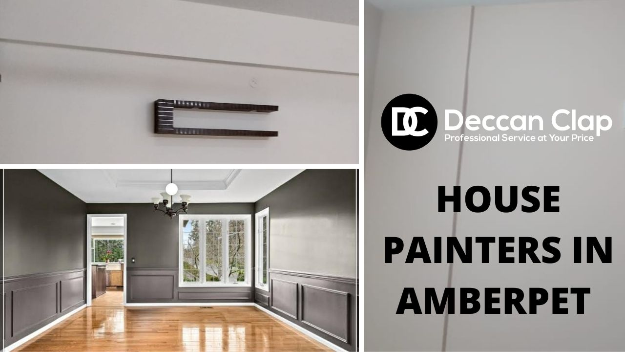 House painters in Amberpet