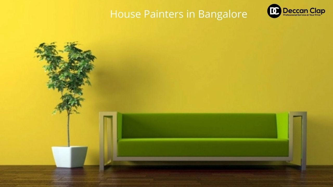 House Painters in Bangalore