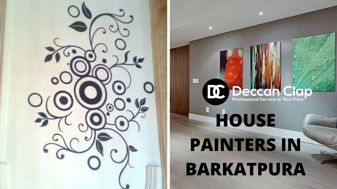 House painters in Barkatpura