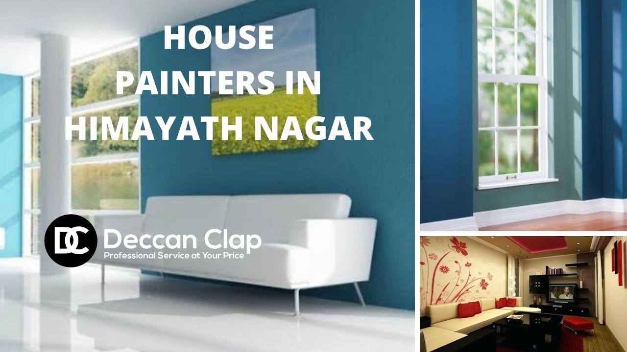 House painters in Himayath nagar