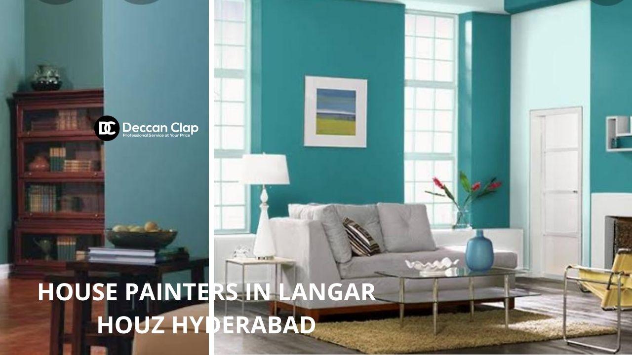 House painters in Langar Houz Hyderabad