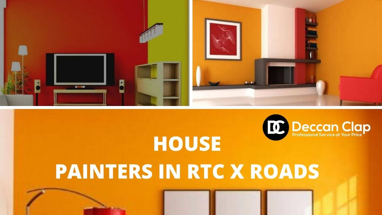 House painters in RTC X Roads
