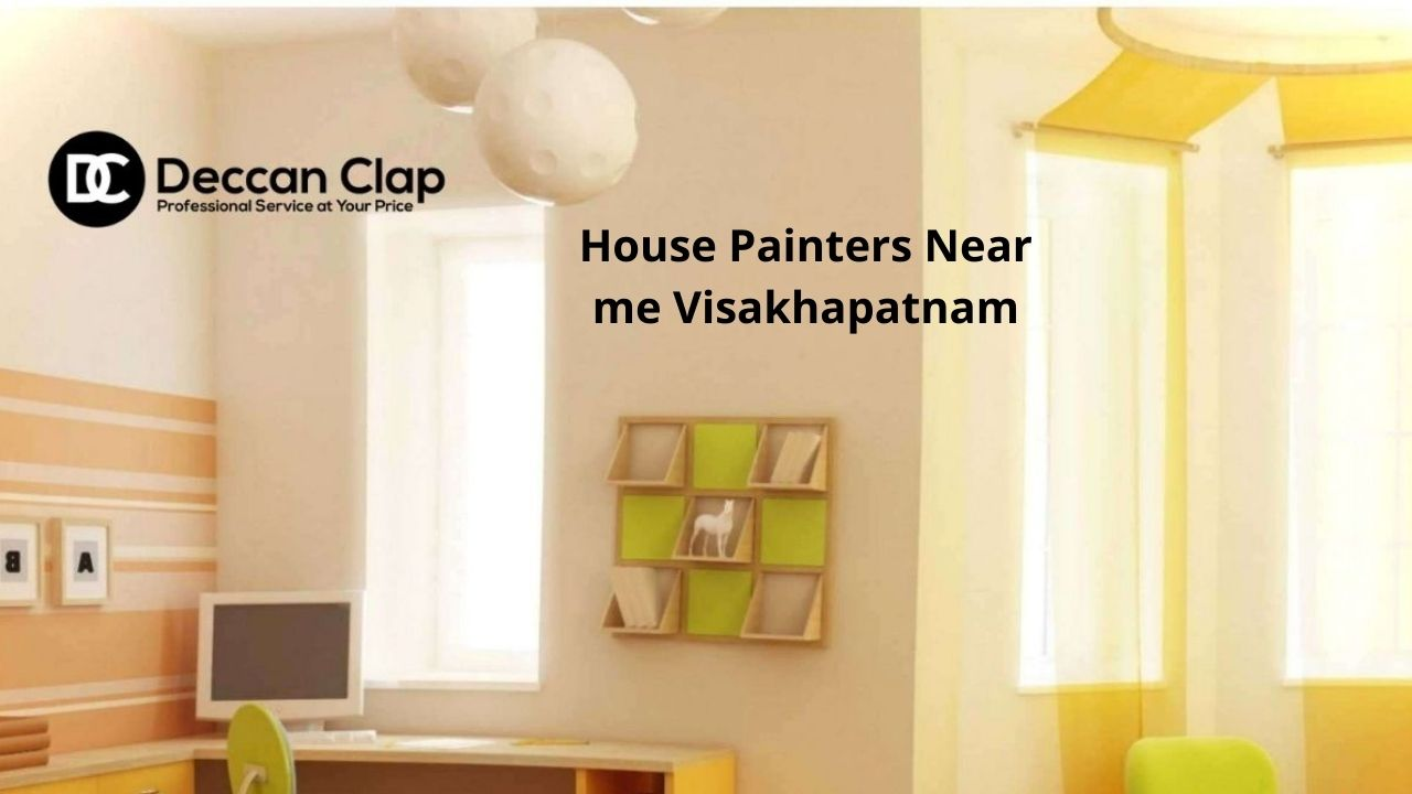 House Painters Near me Visakhapatnam