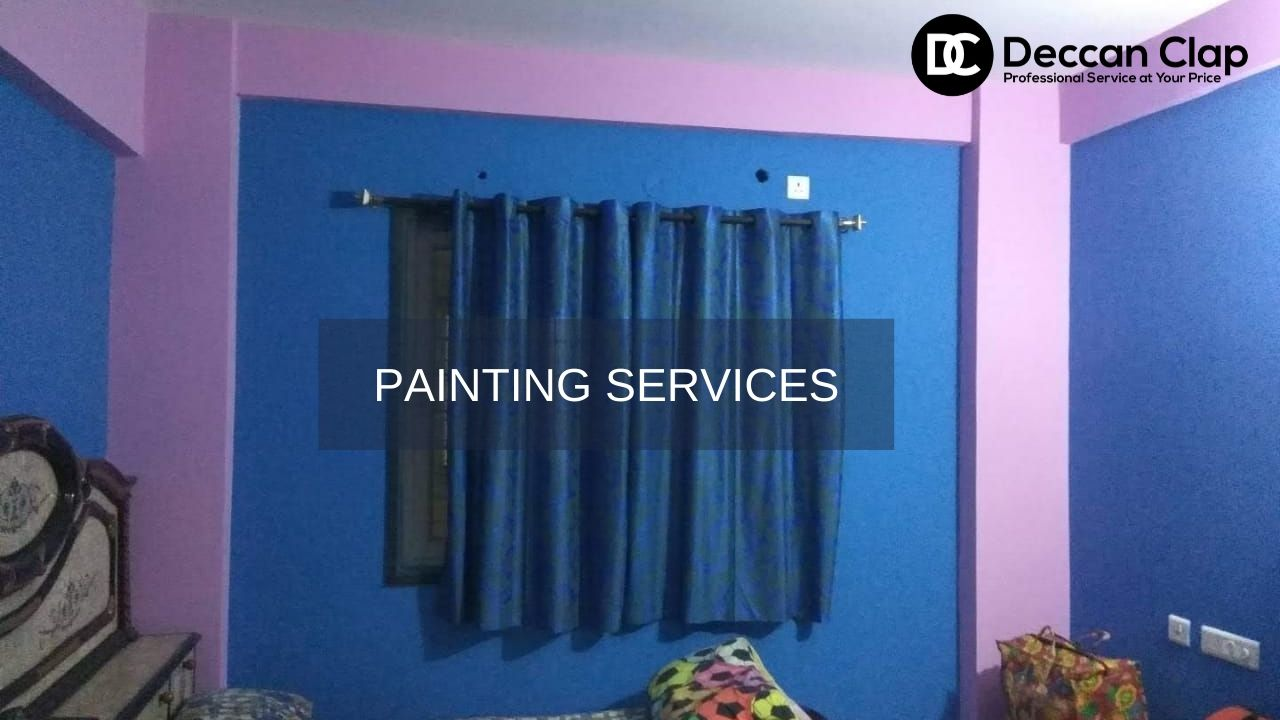 House Painting Services at best price in Anjaiah Nagar