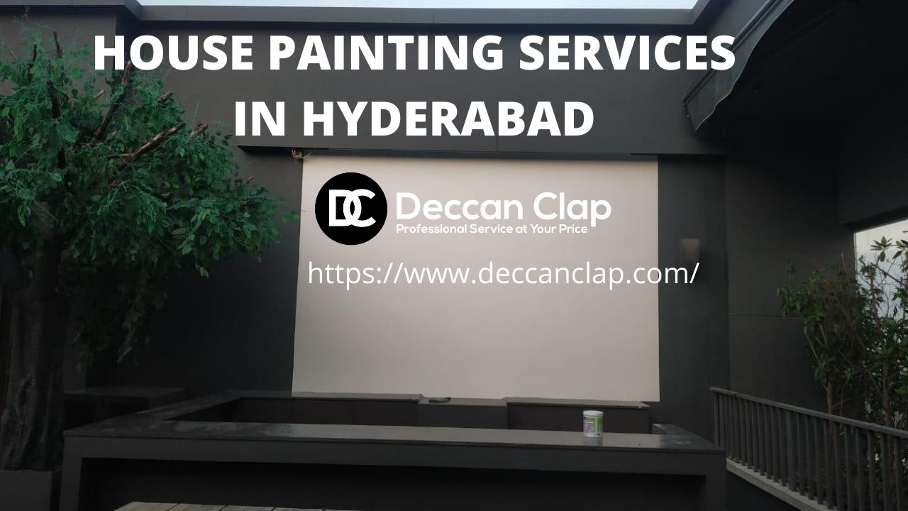 House painting services in hyderabad