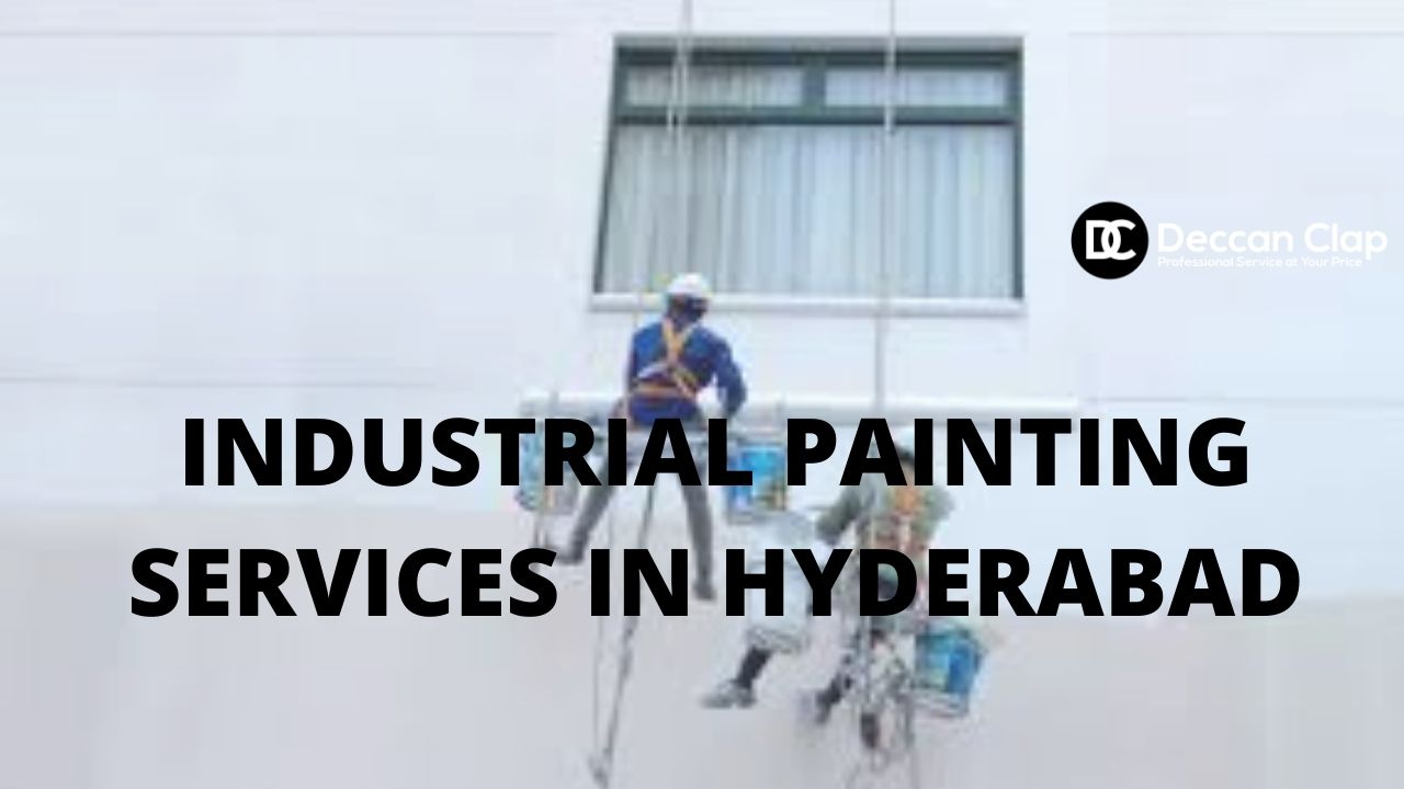 Industrial painting services in Hyderabad