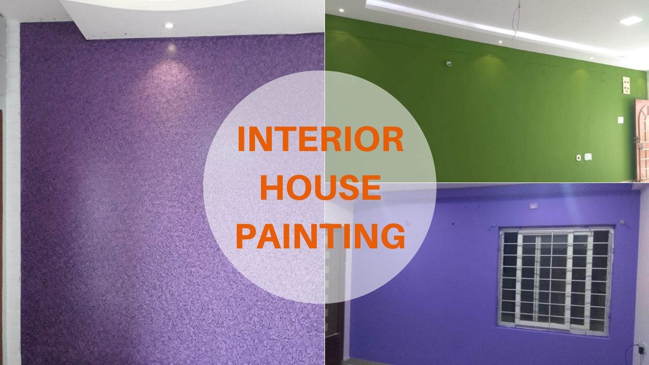 interior home painting services in masab tank