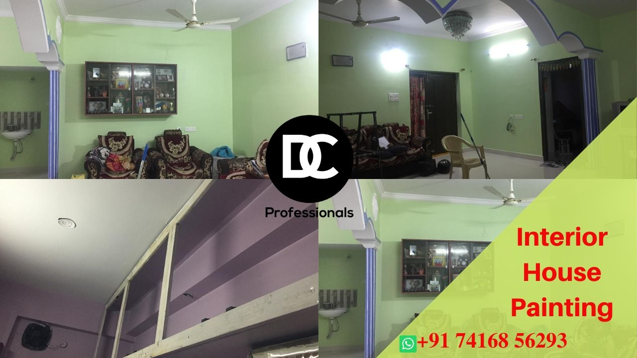 Interior house painters and painting services in Kukatpally