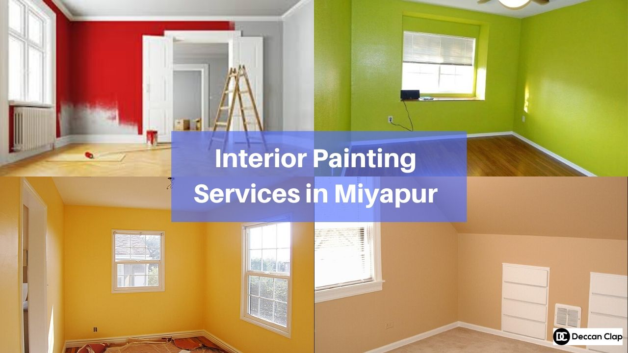 Interior painters and Painting Services in Miyapur